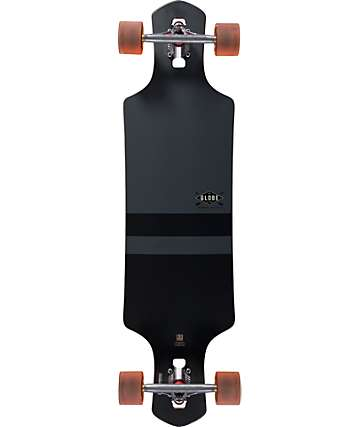"Globe Geminon 38.5"" Drop Through Longboard Complete"