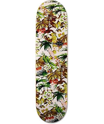 "Globe Jungle 8.0"" Skateboard Deck"