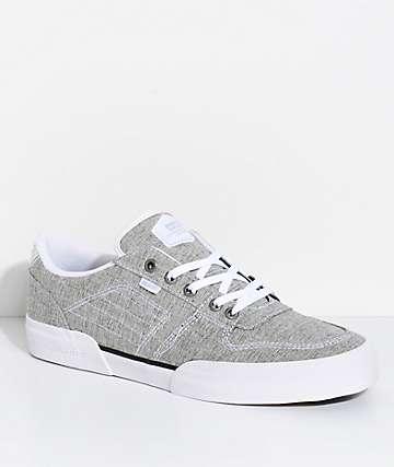 Globe Mojo Legacy zapatos de skate en gris y blanco