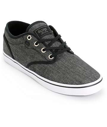Globe Motley Chambray Skate Shoes