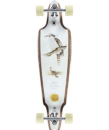 "Globe Prowler Outback 38.5"" Drop-Through Longboard Complete"