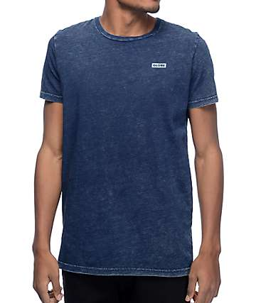 Globe Rail Navy T-Shirt