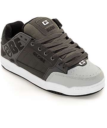 Globe Tilt Charcoal, Grey, & Night Skate Shoes