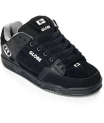 Globe Tilt zapatos de skate en gris y negro