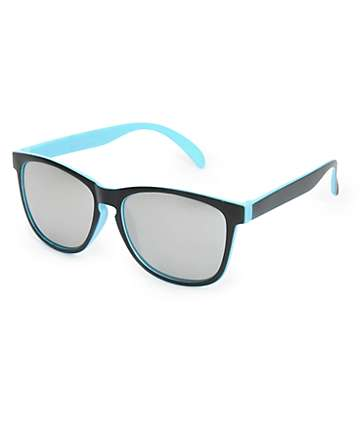 Glove Black & Blue Classic Sunglasses