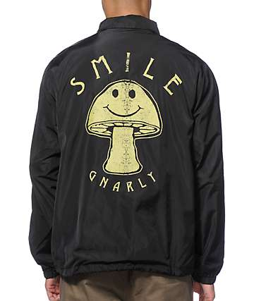 Gnarly Mush Coach Jacket