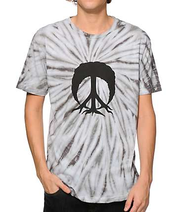 Gnarly Spiral Tie Dye T-Shirt