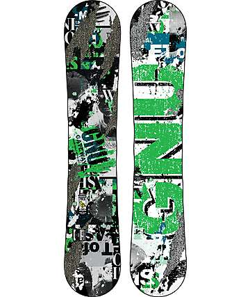 Gnu Gateway 149cm Snowboard