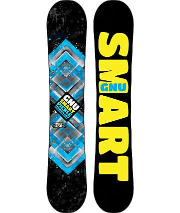 Gnu Smart Pickle 159cm Wide Snowboard