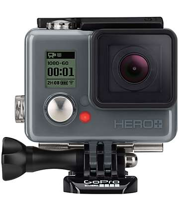 GoPro Hero+ LCD HD Action Camera