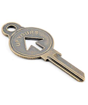 Good Worth & Co Up Yours Blank Key