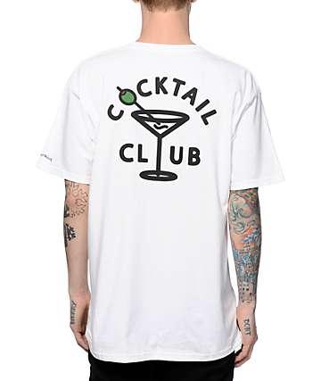Good Worth Cocktail Club T-Shirt