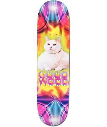 "Goodwood Cat Explosion 8.25"" Skateboard Deck"