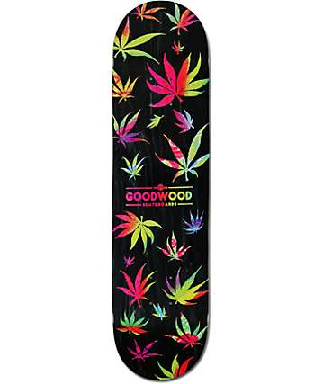 "Goodwood Colorado Vacation 8.0"" Skateboard Deck"