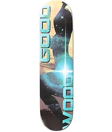 """Goodwood Cosmic Dancer 8.0""""  Skateboard Deck"""