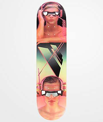 "Goodwood Cyberspace 8.0"" Skateboard Deck"