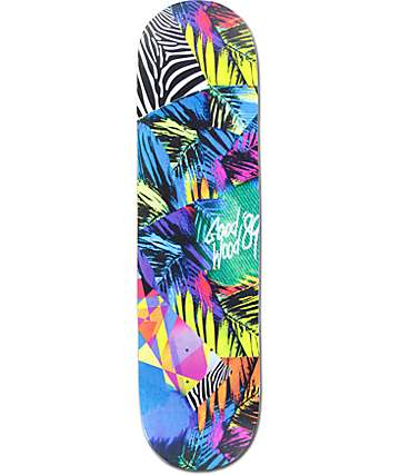 "Goodwood Hot Tropic 8.25"" Skateboard Deck"