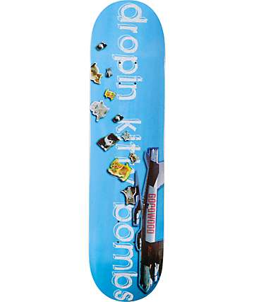 "Goodwood Kitty Bombs 7.75""  Skateboard Deck"