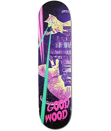 "Goodwood Kitty Riot 8.0"" tabla de skate"