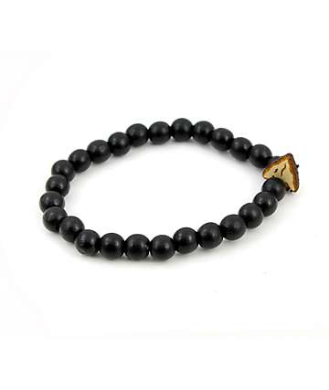 Goodwood NYC Arrow Head Black Bracelet