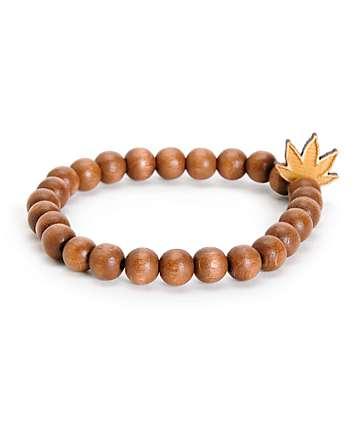 Goodwood NYC Mini Leaf Bracelet