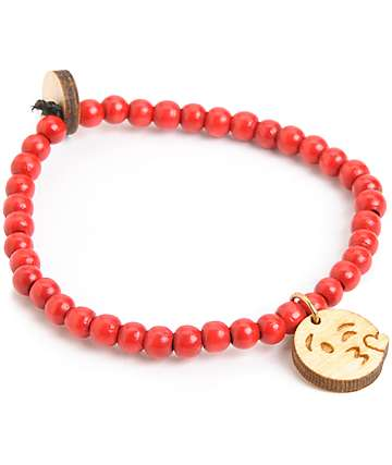 Goodwood NYC Smooch Emoji Bracelet