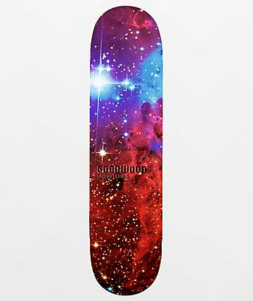 "Goodwood Nebula 8.0""  Skateboard Deck"