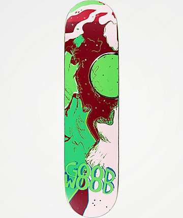 "Goodwood Pupsicle Core-Tech 8.0"" Skateboard Deck"