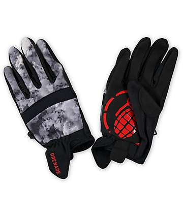 Grenade Artist Rip Zinger Pipe Snowboard Gloves