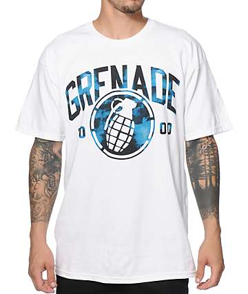 Grenade Atomic Standard Issue T-Shirt