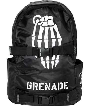 Grenade Black Skullbomb Backpack