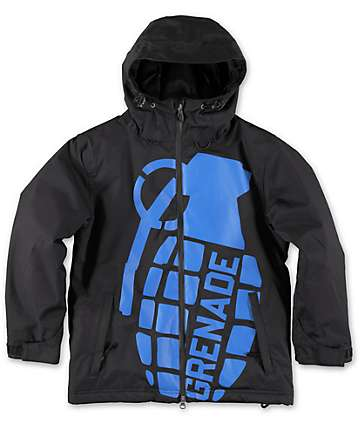 Grenade Boys Exploiter 8K Snowboard Jacket