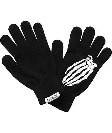 Grenade Crypt Knit Gloves