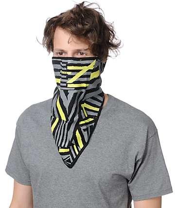 Grenade Doom Black & Yellow Face Mask