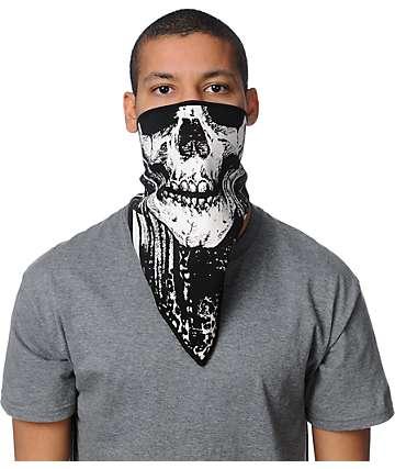 Grenade Methamphibian Black & White Face Mask