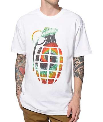 Grenade Tie Dye Nade T-Shirt
