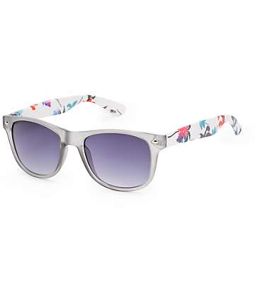Grey Miami Vice Classic Sunglasses