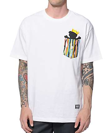 Grizzly Biggie Pocket T-Shirt
