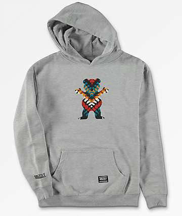 Grizzly Boys Tribe OG Bear Hoodie