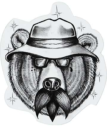 Grizzly Bruiser OG Sticker