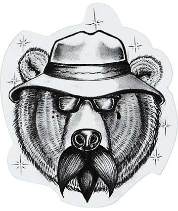 Grizzly Bruiser OG Sticker