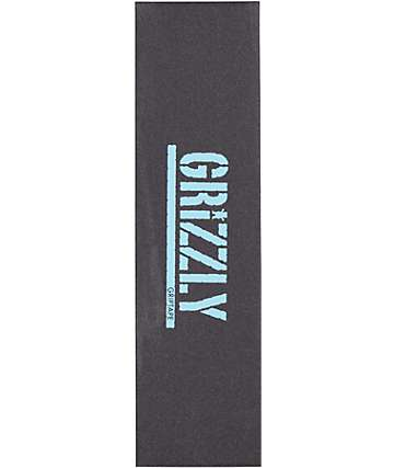 Grizzly Grip Stamp Print Grip Tape