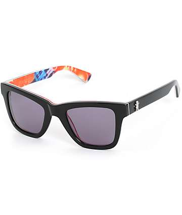 Grizzly New Wave Tie Dye Polarized Sunglasses