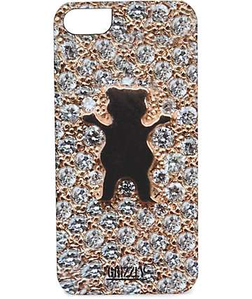 Grizzly OG Bear Gold iPhone 5 & 5s Case