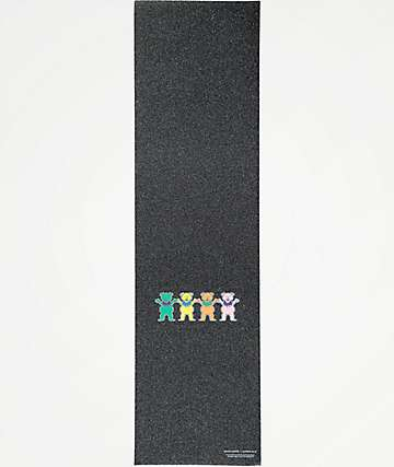 Grizzly One Big Happy Family Grip Tape