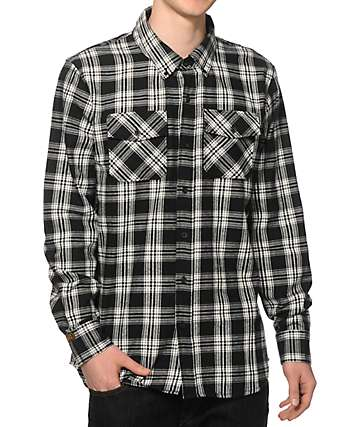 Grizzly Tundra Plaid Flannel