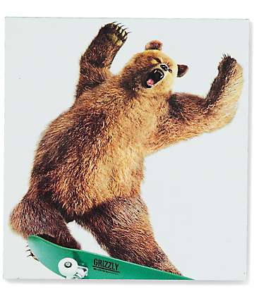 Grizzly X EBS Sticker