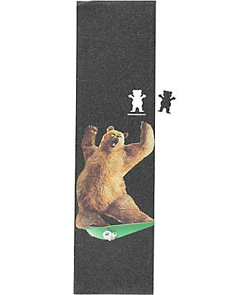 Grizzly x EVERYBODYSKATES Grip Tape