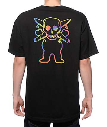 Grizzly x Fourstar Pirate T-Shirt