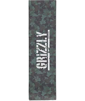 Grizzly x LRG Camo Leaf Grip Tape